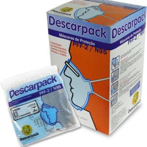 MASCARA N95 PFF 2 DESCARPACK
